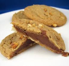 candy bar cookie