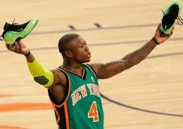 nate robinson shoes