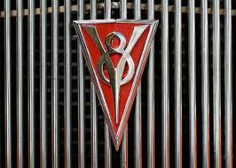 ford v8 emblems