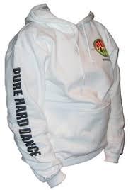 pure hard dance hoodies