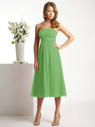 apple green bridesmaids dresses