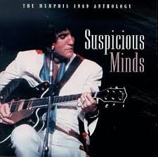 Elvis Presley - Suspicious Minds - The Memphis 1969 Anthology