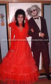 lydia beetlejuice costume