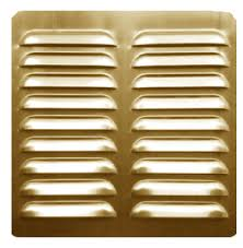 brass vent