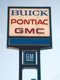 buick pontiac gmc