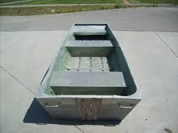 aluminum row boats