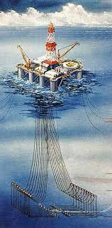 semi submersible drilling rig