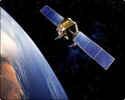 gps satellite photo