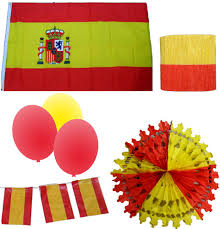 spanish decoration