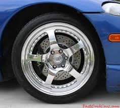 polished wheels