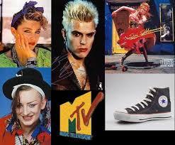 musica de los 80s