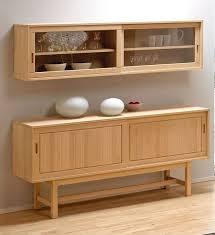 hardwood sideboard