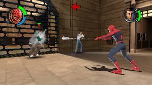 juegos de spiderman 2