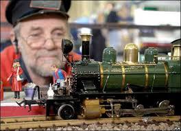 model steam trains