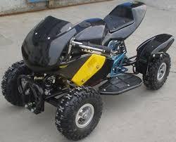 quad pocket bike