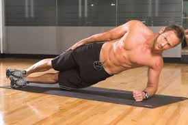 side ab workout