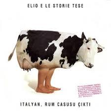Elio E Le Storie Tese - La Vendetta Del Fantasma Formaggino