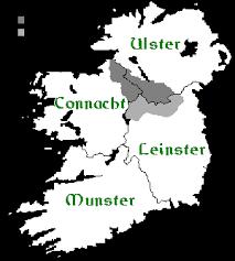 irish tribal