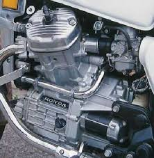cx500 engine