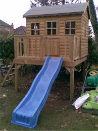 childs tree house