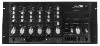 rotary dj mixers
