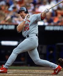 mark mcgwire baseball