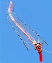 chinese dragon kites
