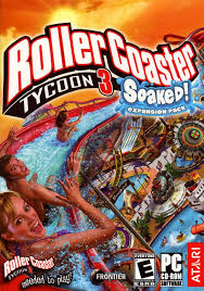 roller coaster tycoon3 soaked