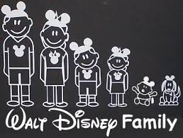 car stickers family