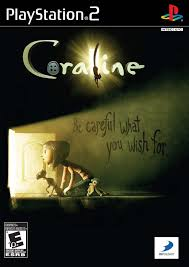 coraline ps2 game