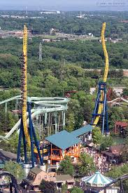 six flags coasters