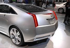 2009 cadillac cts coupe