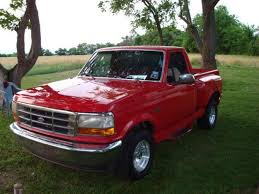 ford f 150 flare side