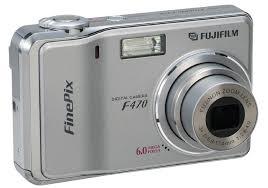 finepix 470