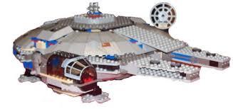 lego starwars millenium falcon