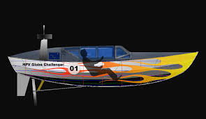 human power boat