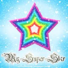 glitter star graphics