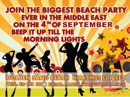 biggest beach party