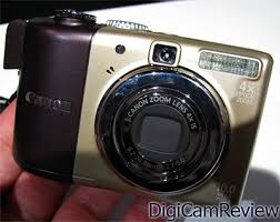 canon powershot a1000 is brown
