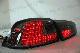 08 lancer tail lights