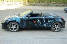 car custom paint jobs