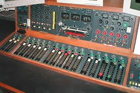 analog mixing consoles