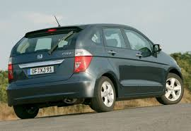 honda frv pictures