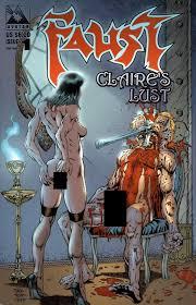 faust comic books