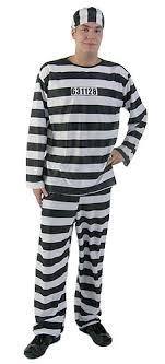 prison inmate costume