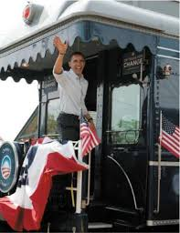 obama trains