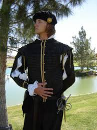 renaissance men clothes