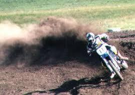 motocross berm