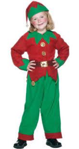 girl elf costume