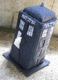 dr who box